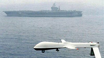 US spy drone videos 'hacked'
