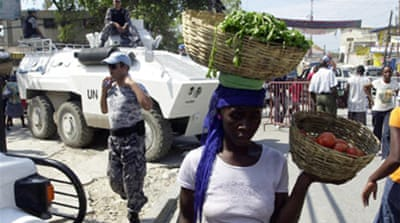 UN evaluating Haiti peacekeepers