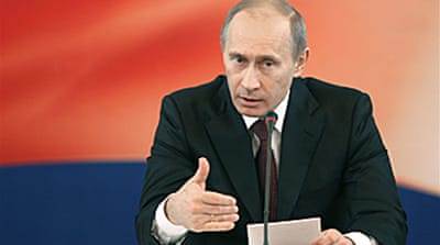 Putin drops Ukraine gas fines