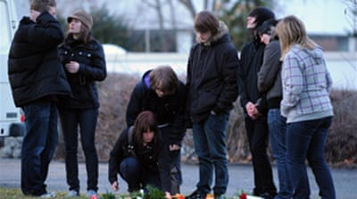 Germany in mourning after rampage