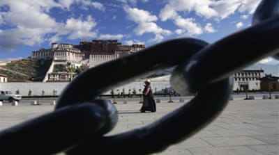 Tight security on Tibet anniversary