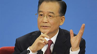 China 'ready to add to stimulus'