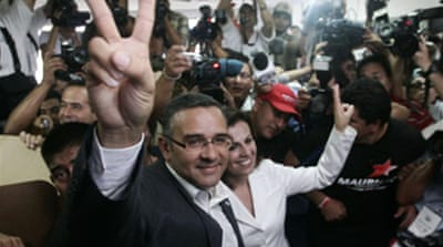 El Salvador's ex-rebels win polls
