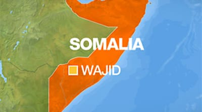 Somali woman stoned to death