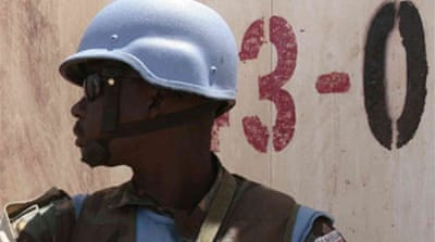 Peacekeepers shot dead in Darfur