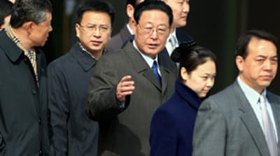 North Korean premier visits China