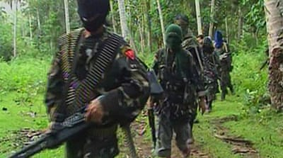 Separatists kill Philippines troops