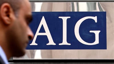 US vows to recover AIG money