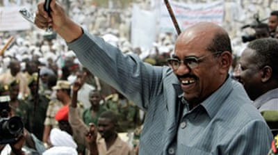 Sudan urges rebels to lay down arms