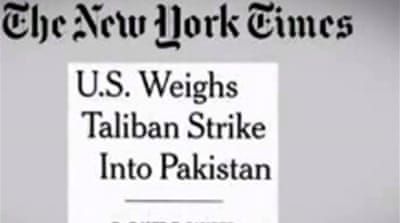 Video: US may 'expand' Pakistan war