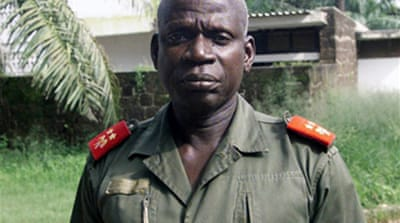Guinea-Bissau army chief killed