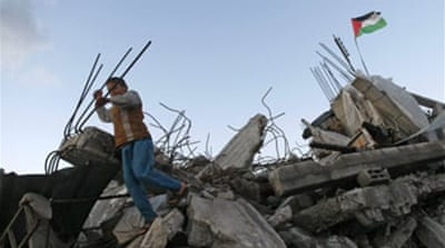 Israel 'to review' own Gaza probe