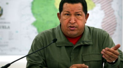 Chavez target of Colombia complaint
