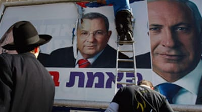 Netanyahu reaches deal with Barak