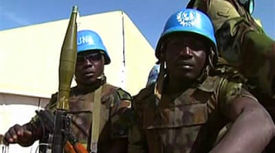 Video: UN alarm over Sudan crisis