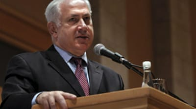 Netanyahu to be 'partner for peace'
