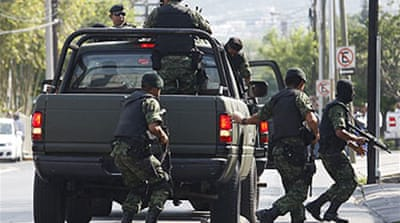 How should Mexico combat the drug cartels?