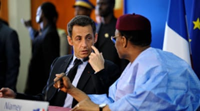 France seals African uranium deals