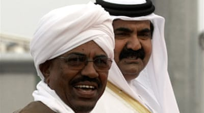 Sudan's al-Bashir attends Arab meet