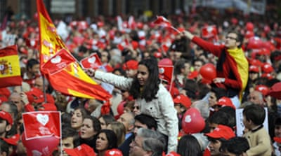 Spain abortion reform sparks anger