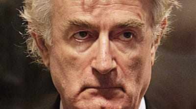 Hague 'should drop Karadzic case'