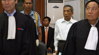 First Khmer Rouge trial opens