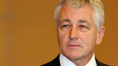 Chuck Hagel on US foreign policy