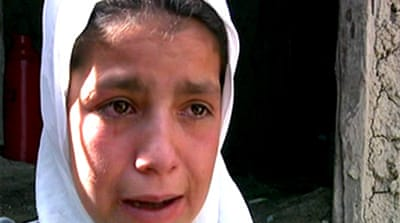 Video: Afghans mired in poverty
