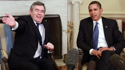 Video: US and UK hail ties
