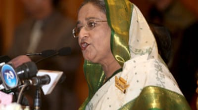 Bangladesh PM fears more attacks