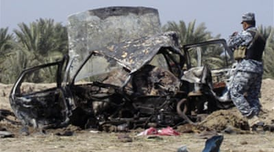 Several killed in Iraq bomb attack