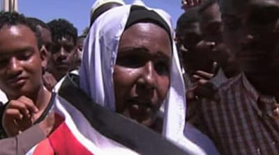 Video: Bashir rejects ICC warrant