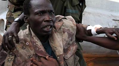 Uganda captures rebel commander
