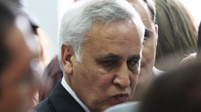 Israel's Katsav to face rape charge