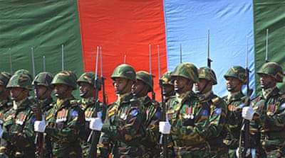 Bangladesh to disband border force
