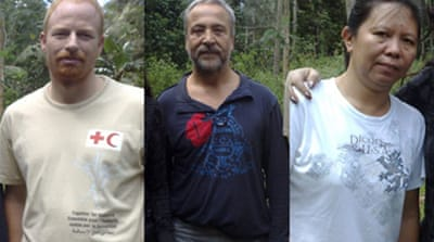 Abu Sayyaf silent on hostage fate