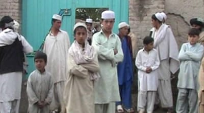Video: US forces kill Afghan family