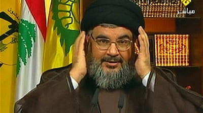 Egypt-Hezbollah relations strained