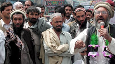 Swat sharia deal worries Afghans