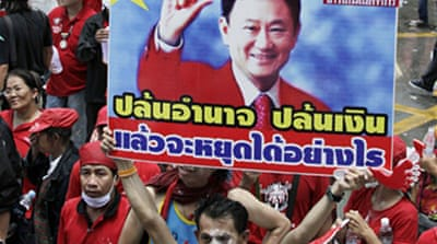 Arrest warrant for former Thai PM
