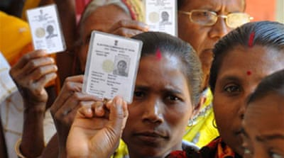 Indians vote in marathon election
