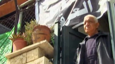 Video: Palestinians face eviction
