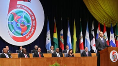 Cuba issue divides Americas summit