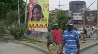 Haitians vote in tense elections