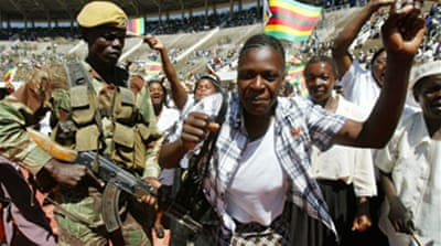 Zimbabwe marks independence day