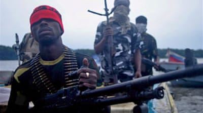 Nigeria offers delta rebels amnesty