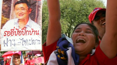 Thai protesters reject talks offer