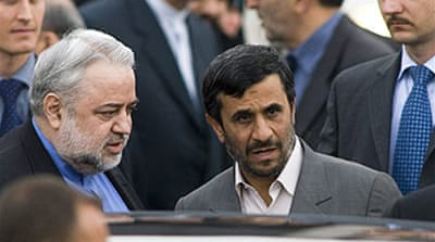 Ahmadinejad speech criticised