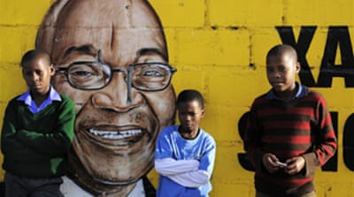 Quick guide: South Africa election