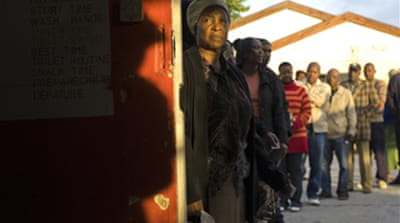 South Africans head to the polls